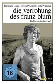 Die Verrohung des Franz Blum, DVD