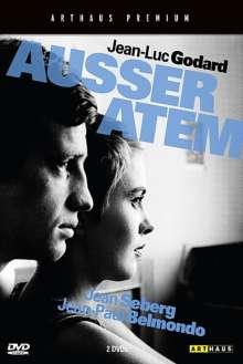 Ausser Atem (Arthaus Premium), 2 DVDs