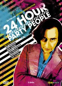 24 Hour Party People (OmU) (Special Edition), 2 DVDs