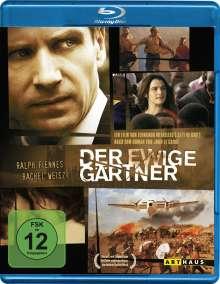 Der ewige Gärtner (Blu-ray), Blu-ray Disc