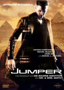 Jumper (Special Edition), 2 DVDs