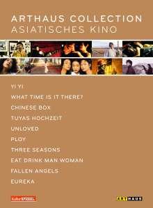 Arthaus Collection Asiatisches Kino, 10 DVDs