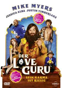Der Love-Guru, DVD