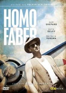 Homo Faber, DVD