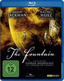 The Fountain (Blu-ray), Blu-ray Disc