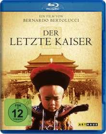 Der letzte Kaiser (Blu-ray), Blu-ray Disc