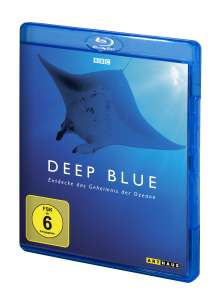 Deep Blue (Blu-ray), Blu-ray Disc