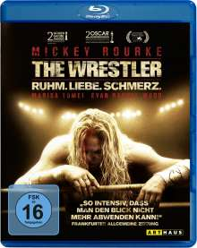 The Wrestler (Blu-ray), Blu-ray Disc