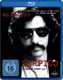 Serpico (Blu-ray), Blu-ray Disc