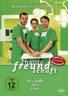 In aller Freundschaft Staffel 1 Box 2, 5 DVDs