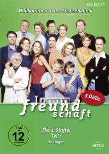In aller Freundschaft Staffel 2 Box 1, 5 DVDs