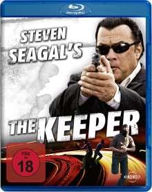 The Keeper (Blu-ray), Blu-ray Disc