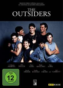 The Outsiders, DVD