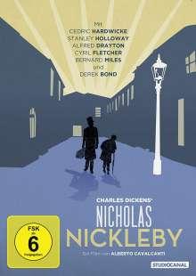 Nicholas Nickleby (1947), DVD