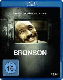 Bronson (Blu-ray), Blu-ray Disc