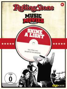 Shine A Light (OmU) (Rolling Stone Music Movies), DVD