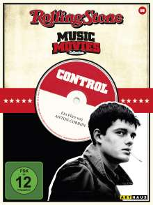 Control (2007) (Rolling Stone Music Movies), DVD