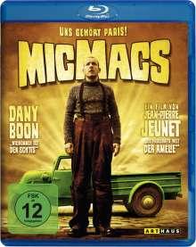 Micmacs - Uns gehört Paris! (Blu-ray), Blu-ray Disc