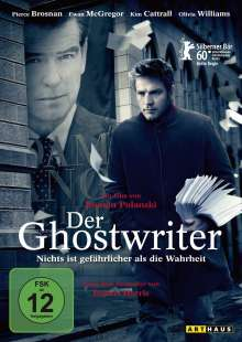 Der Ghostwriter, DVD