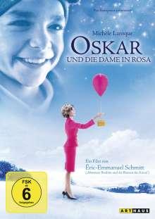 Oskar und die Dame in Rosa, DVD