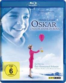 Oskar und die Dame in Rosa (Blu-ray), Blu-ray Disc