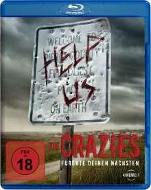 The Crazies - Fürchte deinen Nächsten (Blu-ray), Blu-ray Disc
