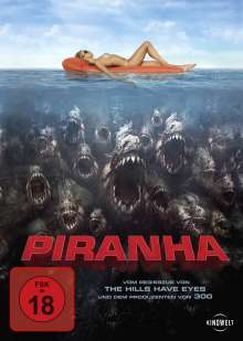 Piranha, DVD