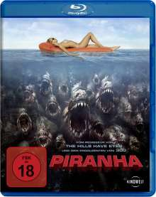 Piranha (Blu-ray), Blu-ray Disc