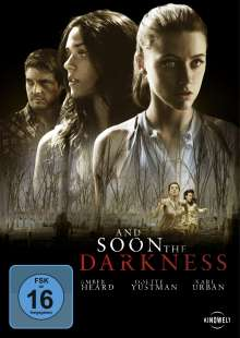 And Soon The Darkness (2010), DVD