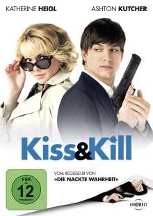 Kiss & Kill, DVD