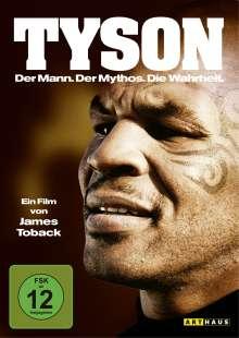 Tyson (2008), DVD