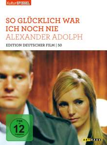 So glücklich war ich noch nie (Edition Deutscher Film), DVD