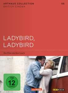 Ladybird, Ladybird, DVD