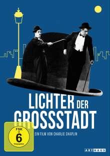 Lichter der Großstadt (OmU), DVD