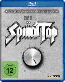This Is Spinal Tap (Blu-ray), Blu-ray Disc