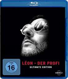 Leon, der Profi (Kinofassung & Director's Cut) (Blu-ray), Blu-ray Disc