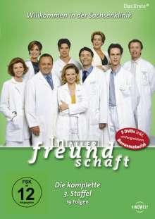 In aller Freundschaft Staffel 3, 5 DVDs