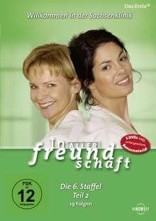 In aller Freundschaft Staffel 6 Box 2, 6 DVDs