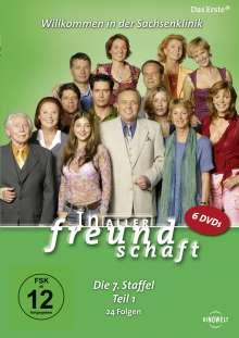 In aller Freundschaft Staffel 7 Box 1, 6 DVDs