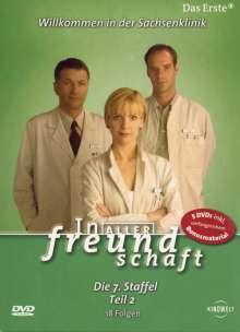 In aller Freundschaft Staffel 7 Box 2, 5 DVDs