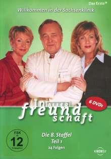 In aller Freundschaft Staffel 8 Box 1, 6 DVDs