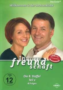 In aller Freundschaft Staffel 8 Box 2, 5 DVDs