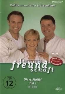 In aller Freundschaft Staffel 9 Box 2, 5 DVDs