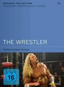 The Wrestler, DVD