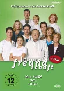 In aller Freundschaft Staffel 4 Box 1, 5 DVDs