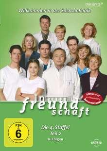 In aller Freundschaft Staffel 4 Box 2, 5 DVDs