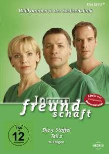 In aller Freundschaft Staffel 5 Box 2, 5 DVDs