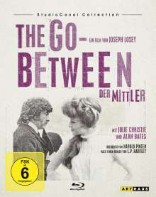 The Go-Between - Der Mittler (Blu-ray), Blu-ray Disc