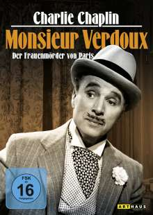 Monsieur Verdoux, DVD