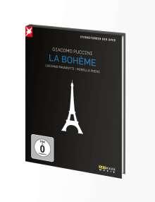 Sternstunden der Oper: Puccini - La Boheme, DVD